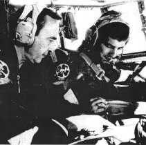 Image of Winston in Cockpit