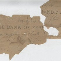 Image of Bank of Fernandina note