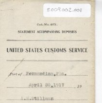 Image of United States Customs Service