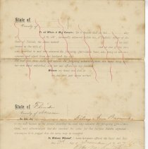 Image of Quit-Claim Deed from Bascombe to The Florida Town Improvement Co.