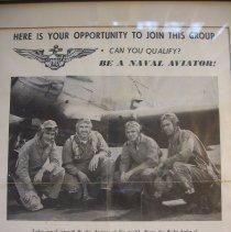 Image of Naval Aviator Advertisement