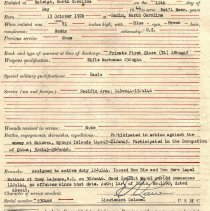 Image of Discharge paperwork, continued