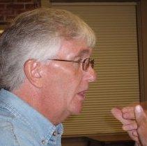 Image of Interviewer, Robert Hamer