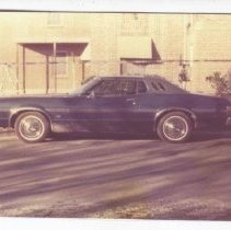 Image of Brooks car parked at jail