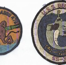 Image of Ship patches 1