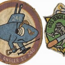 Image of Ship patches 2