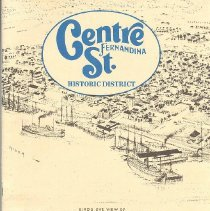 Image of Centre St. Fernandina - Book