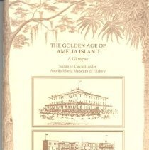 Image of The golden age of Amelia Island: a glimpse - Book