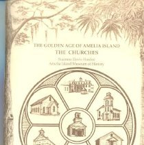 Image of Churches of the Golden Age of Amelia Island - Book