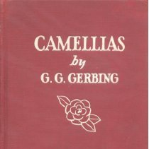 Image of Camellias - Book