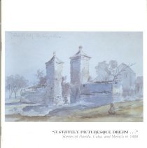 """Image of """"A stately picturesque dream..."""": scenes of Florida, Cuba, and Mexico in 1880 - Book"""