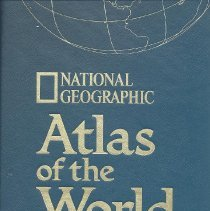 Image of National Geographic Atlas of the world - Book