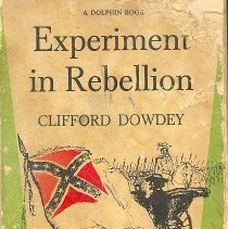 Image of Experiment In Rebellion - Book