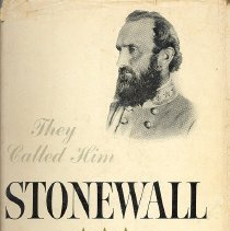 Image of They Called Him Stonewall - Book