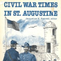 Image of Civil War Times in Saint Augustine - Book