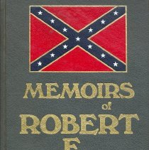 Image of Memoirs of Robert E. Lee: his military and personal history - Book