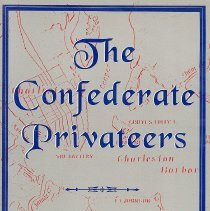 Image of The Confederate Privateers - Book
