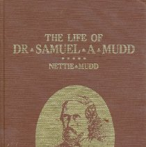 Image of The Life of Dr. Samuel A. Mudd - Book