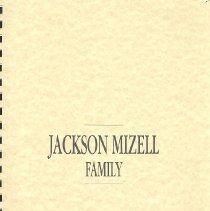 Image of Jackson Mizell Family - Book