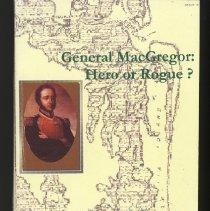 Image of General MacGregor:  hero or rogue? - Book