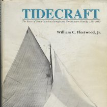 Image of Tidecraft: The Boats of South Carolina, Georgia and Northeastern Florida 1550-1950 - Book