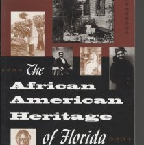 Image of The African American heritage of Florida - Book
