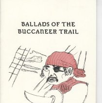 Image of Ballads of the Buccaneer Trail:  St. Marys to St. Augustine - Book