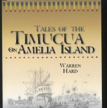 Image of Tales of the Timucua on Amelia Island - Book