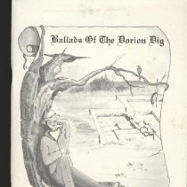 Image of Ballads of the Dorion Dig - Book