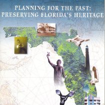 Image of Planning for the past: preserving Florida's heritage 2006-2010 - Pamphlet