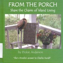 Image of From the porch: gentle and humorous reflections of life on a small island off the North Coast of Florida - Book