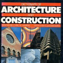 Image of Dictionary of architecture and construction: over 1700 illustrations - Book