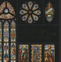 Image of Stained glass windows of St. Peter's Episcopal Church (The) - Book