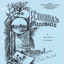 Image of Florida's Railroads - Book