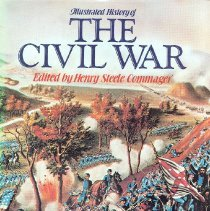 Image of Illustrated History of the Civil War - Book