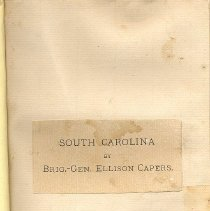 Image of South Carolina - Book