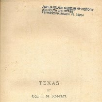 Image of Texas - Book