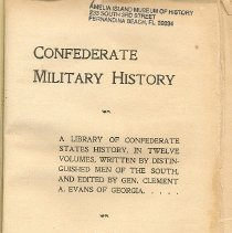 Image of The Confederate States Navy, The Morale of the Confederate Army, An Outline of Confederate Military History and The South Since the War - Book