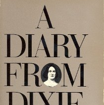 Image of A Diary From Dixie - Book