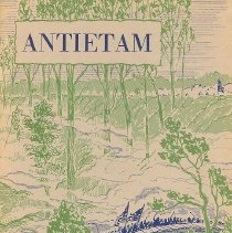 Image of Antietam: National Battlefield Site--Maryland - Book
