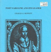 Image of Fort Caroline and Its Leader - Book