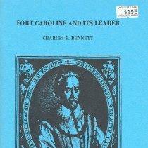 Image of Fort Caroline and Its Leader - Book