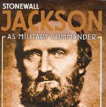 Image of Stonewall Jackson as Military Commander - Book