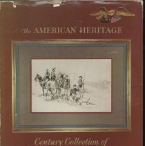 Image of The American Heritage Century Collection of Civil War Art - Book