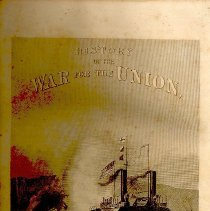 Image of National History of the War For the Union Volume 2 - Book