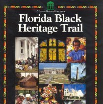 Image of Florida Black Heritage Trail - Book
