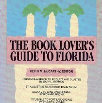 Image of The Book Lover's Guide to Florida - Book