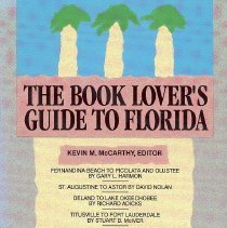 Image of The Book Lover's Guide to Florida