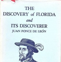 Image of The Discovery of Florida and its Discoverer, Juan Ponce De Leon - Book