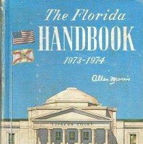 Image of The Florida Handbook 1973-1974 - Book